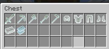 White Netherite Minecraft Texture Pack