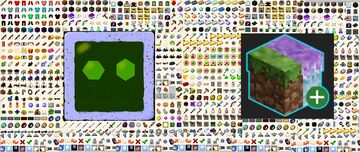 ItemsAdder and more✨ Texture Pack Minecraft Texture Pack