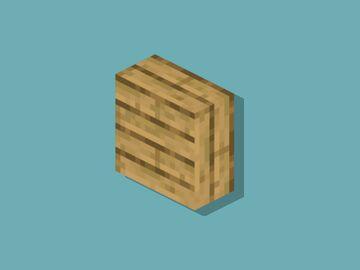 Vertical Slabs Minecraft Texture Pack