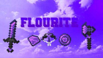 Flourite Purple 16x (Asterisq 1K Pack) Minecraft Texture Pack
