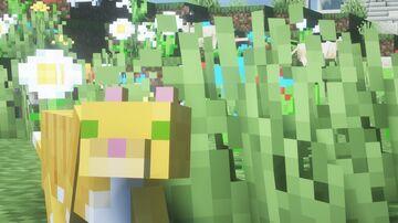 cute fluff balls Minecraft Texture Pack