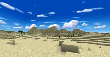 (Optifine Required) Mario Kart: Double Dash!! Skybox Pack Minecraft Texture Pack