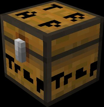 Trapped chests no more! Minecraft Texture Pack