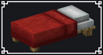 Beds Reimagined Minecraft Texture Pack