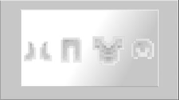 Inverted Netherite - Door Minecraft Texture Pack