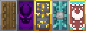 Shields+ Minecraft Texture Pack
