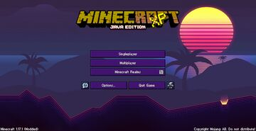 Mojang 95 Minecraft Texture Pack