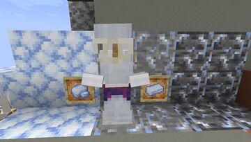 Emerald2Silver Minecraft Texture Pack