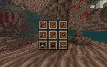 Jhnathan's Diamond and Gold Netherite Minecraft Texture Pack