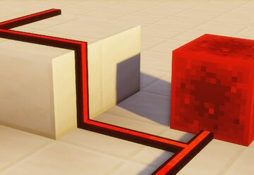 Yomny_pack (Redstone Cable) Minecraft Texture Pack