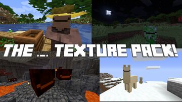 The .__. Texture Pack!! Minecraft Texture Pack