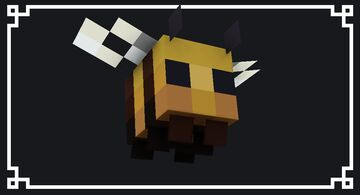 Bees Reimagined Minecraft Texture Pack