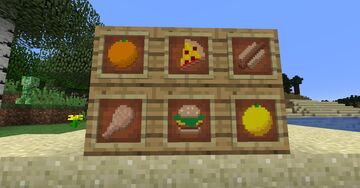 Mo' Foods Minecraft Texture Pack