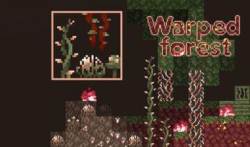 Cepfeus's nether remake Minecraft Texture Pack