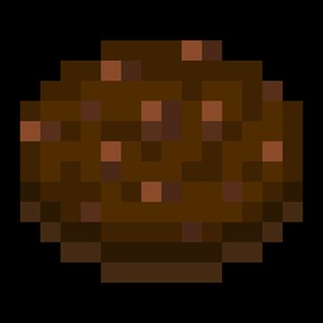 Chocolate Chocolate Chip Cookies Minecraft Texture Pack