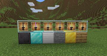 MagentaBox Rapier Swords 1.17.1 Minecraft Texture Pack