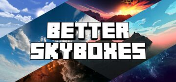Better Skyboxes: Realistic [Bedrock Edition] Minecraft Texture Pack