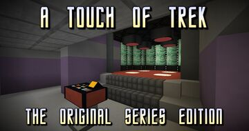 A Touch of Trek TOS Edition v1.1 Minecraft Texture Pack