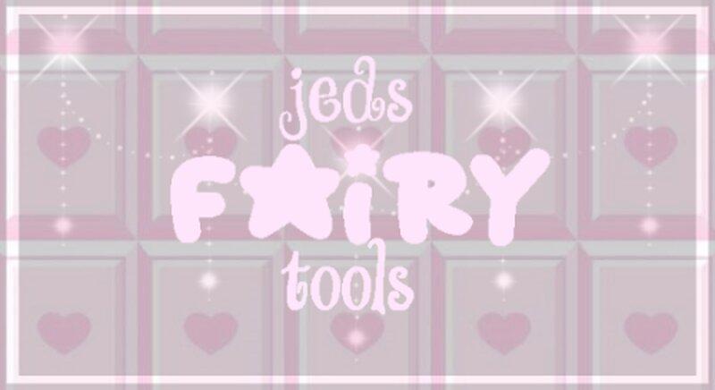jed's fairy tools ♥ (java 1.8 - 1.17)