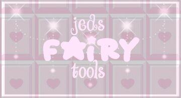 jed's fairy tools ♥ (java 1.8 - 1.17) Minecraft Texture Pack