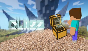 ✨ Clear GUI (1.8 & 1.17.1) Minecraft Texture Pack