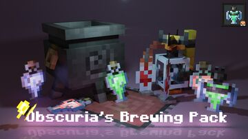 Obscuria's Brewing Pack Minecraft Texture Pack