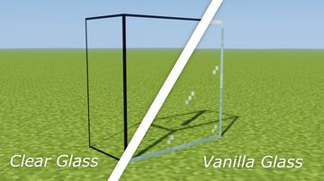 raserdomi's Clear Glass for Optifine Minecraft Texture Pack
