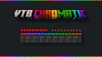 [VTB] Chromatic & Animated (dark) [Optifine Required] Minecraft Texture Pack