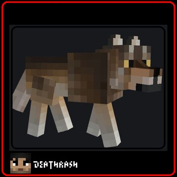 Another Better Wolves Minecraft Texture Pack