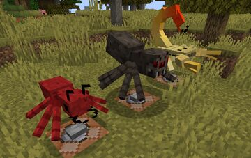 Arachnophobic Minecraft Texture Pack