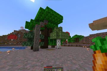 8x8 pixels Minecraft Texture Pack