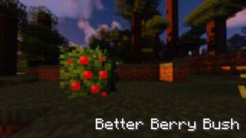 Better Berry Bush (Vanilla Legend) Minecraft Texture Pack