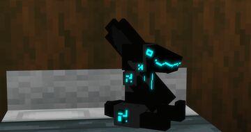 Protogen Plushie Minecraft Texture Pack