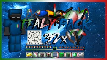 Italy Euro 2020 Pack - Practice , KitPvP , SkyBlock , Vanilla , BedWars , SkyWars , UHC , Prison ... Minecraft Texture Pack