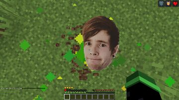 DanTDM Totem of undying Minecraft Texture Pack