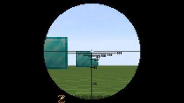 Spyglass Scope Reticle Minecraft Texture Pack