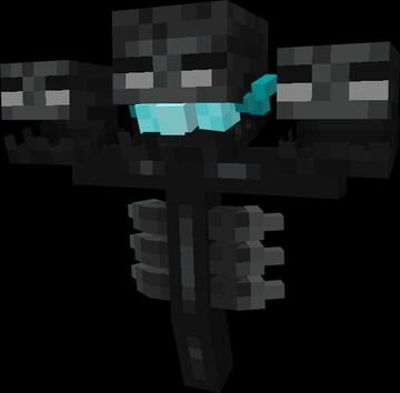 Wither Upgrade V.2 Minecraft Texture Pack