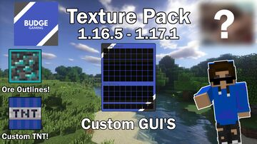 Budge Gaming Texture Pack Minecraft Texture Pack