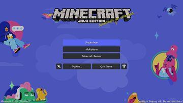 DISCORD UI Pack Minecraft Texture Pack