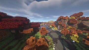 FALLPAQQ1.17 Minecraft Texture Pack