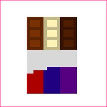 Chocolate Bars Minecraft Texture Pack