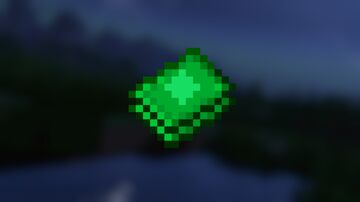 Emerald to money Minecraft Texture Pack