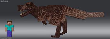 Prehistoric Fauna- Saurian Pack Minecraft Texture Pack