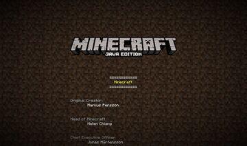 Notch is back - 1.17 Resourcepack - Notch Credits / Splashes Minecraft Texture Pack