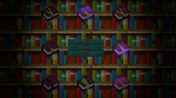 E.B.T.  -  Enchanted Book Textures -ZD- Minecraft Texture Pack