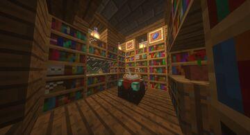 (1.17.x) Better Bookshelves Minecraft Texture Pack