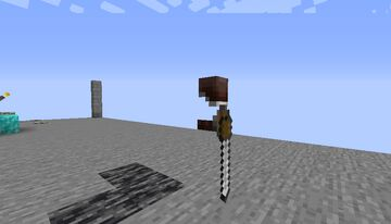 Sword Shield Minecraft Texture Pack