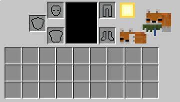 Fox GUI Minecraft Texture Pack