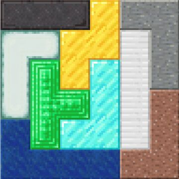 MC CTM Overhaul Minecraft Texture Pack