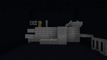 Grey Acacia wood Minecraft Texture Pack